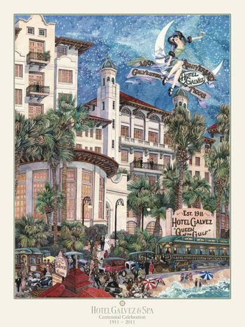 100th Anniversary Poster