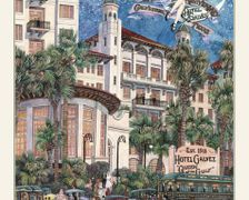 "Texas' ""Queen of the Gulf"" - Hotel Galvez Commemorates 100 Years in June"