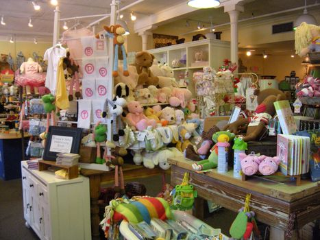 Gracie's Offers a Variety of Toys for Children