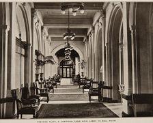Original Peacock Alley (Circa 1911)