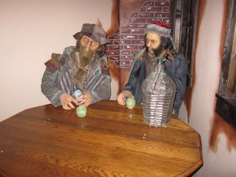 Pirates in Tavern