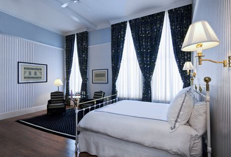 Guest Room at The Tremont Room