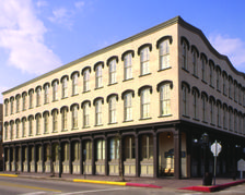 Mitchell Historic Properties Restores Cast Iron of Historic League Building