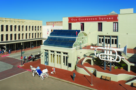 Old Galveston Square