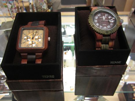Tense Watches at The Jewel Garden