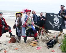 Pirates to Seize Historic Downtown Galveston on July 21