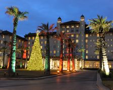 Choirs, Ballet and Santa Featured at Galveston Holiday Lighting Celebration at Hotel Galvez & Spa