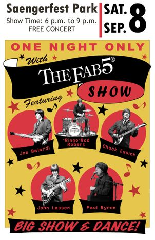 Fab5 Shop Flyer