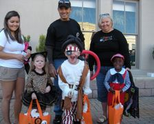 Trick-or-Treating, Costume Contests and Halloween Fun in Downtown Galveston