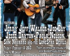 Country Western Festival Scheduled for the Second Weekend of Galveston's Mardi Gras