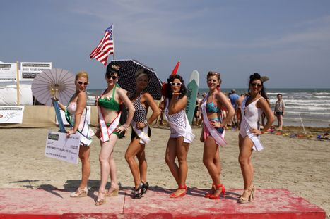 2013 Top 5 Bathing Beauties