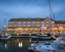 Book your stay Harbor House Hotel and Marina at Pier 21