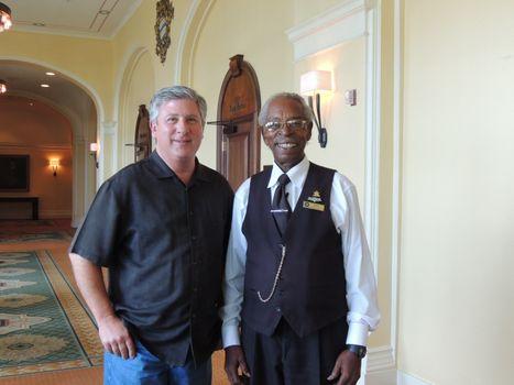 Galvez Guest Ambassador Bobby Hilton on Texas Country Reporter
