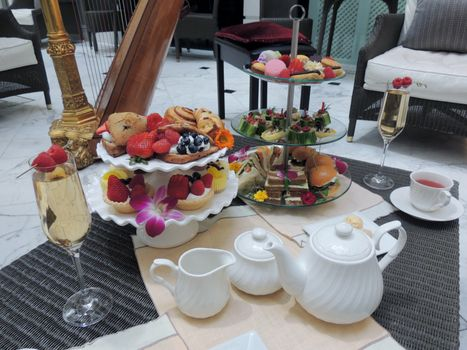 Tremont House Afternoon Tea Offerings