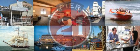 Pier 21 One Destination. Endless Possibilities