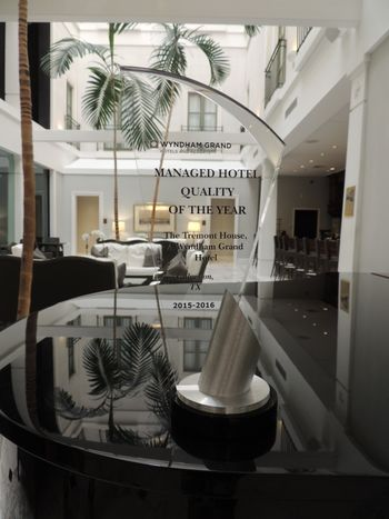 Managed Hotel Quality Award