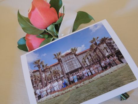 Hotel Galvez Invites Couples to Renew Vows