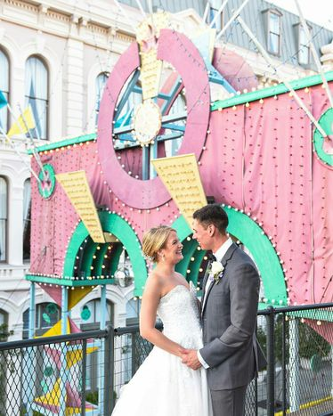 Tremont Ballroom Balcony Couple