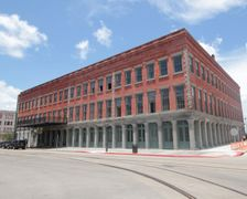 Mitchell Historic Properties receives a Sally B. Wallace Award for Outstanding Rehabilitation of the Hendley Row Buildings