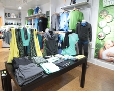 Cariloha's new athletic wear line available at Del Sol and Cariloha in Downtown Galveston