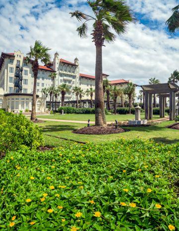 Hotel Galvez Post Harvey 8-30-17
