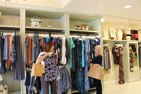Emboldended Elegance Boutique located in Old Galveston Square