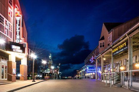 Pier 21 Restaurants