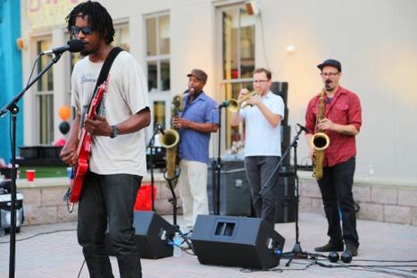 Music Nite in Saengerfest Park