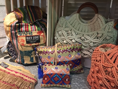 Bel Pri - Rice Love Handmade Bags and Purses
