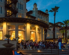 Hotel Galvez Celebrates Independence Day with Concert and Fireworks