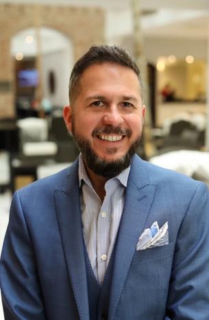 Tremont House Hotel Manager Frank Kastelz