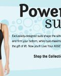ASSETS® By Sara Blakely® Launches Power Suits—Splashy Shaping Swimsuits