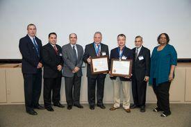 CSI NASA Silver Medal Award