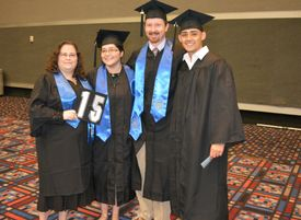 Fall 2015 UHCL commencement SCE
