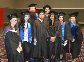 Fall 2015 UHCL commencement HSH