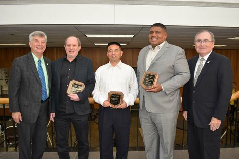 PHOTO-2 UHCL 2017 Faculty-Staff Awards