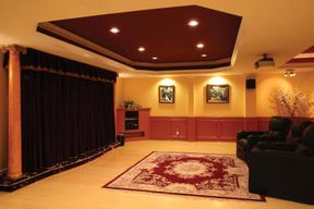 Lighting Home Theater