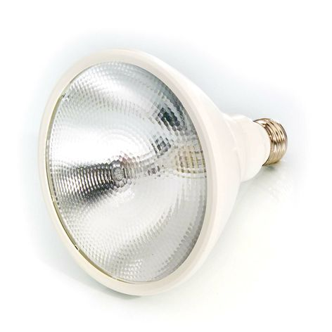 23-watt GE ConstantColor® CMH® Integral PAR38 lamp