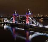 Tower Bridge new lighting scheme