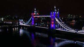 Tower Bridge Lightshow B-Roll for Web