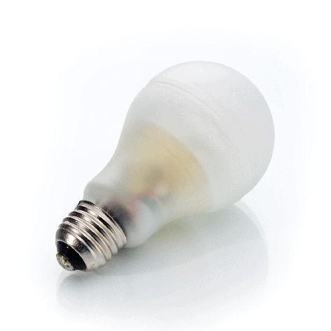 GE Energy Smart CFL bulbs