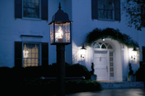 Accent lighting enhances homes beauty.