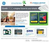 BetterLightingBetterSchools.com Micro Site Educates and Captures Interest