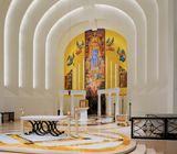 Madonna della Strada Chapel, Loyola University