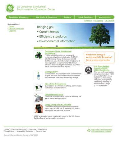 New Environmental Information Center