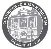 New Continuing Education Program