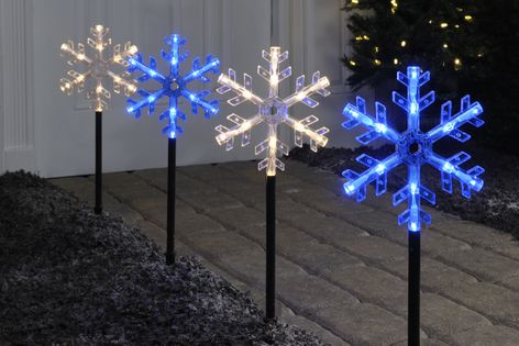 This holiday season go green and save money by decorating your home and yard with GE Energy Smart® Solar LED lights with Constant ON™ technology