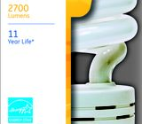 energy smart® CFL: Strong, vibrant light™