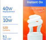 energy smart® CFL: Cozy, relaxing light™