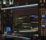 Tower Bridge new lighting scheme